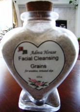 Facial Cleaning Grains